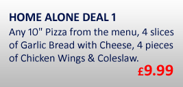 home alone deal one